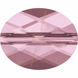 Swarovski Mini Oval Bead 8*6mm - Antique Pink