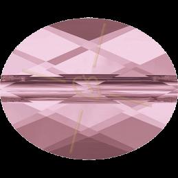 Swarovski Mini Oval Bead 8*6mm - Antique Pink
