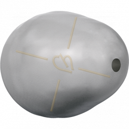 Swarovski 5821 nacré drop 11*8mm - Light Grey Pearl