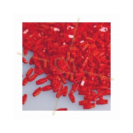 Miyuki Quarter Tila Opaque Red QTL-408