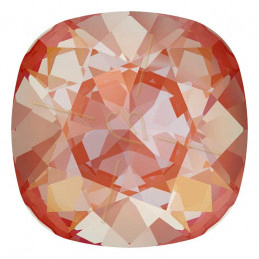 Cabochon Swarovski 4470 12mm Orange Glow DeLite (L146D)