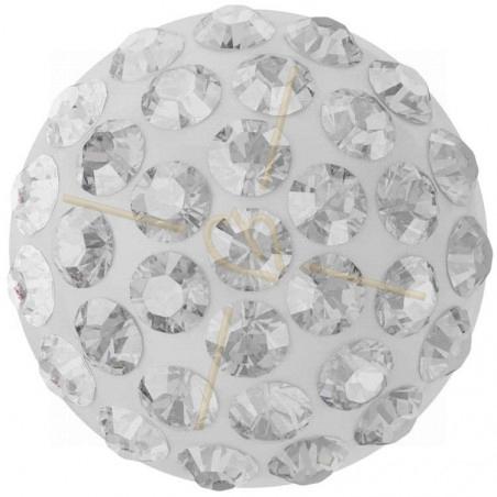 Cabochon Pavé Swarovski 8mm Crystal 86601