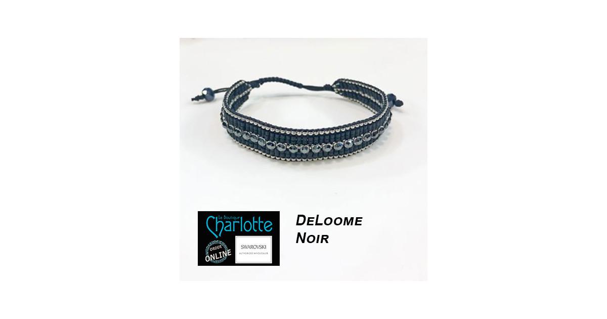 Kit armband DeLoom Noir