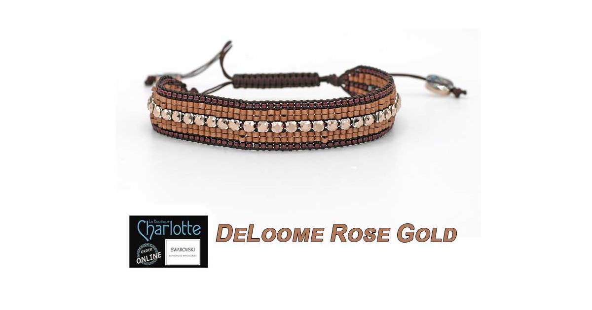 Kit Bracelet DeLoome Rose Gold