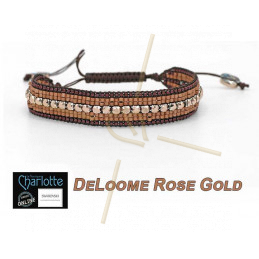 Kit armband DeLoome Rose Gold