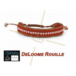 Kit armband DeLoome Rouille