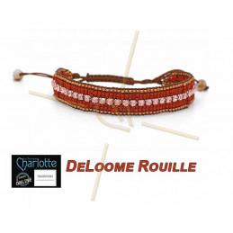 Kit Bracelet DeLoome Rouille