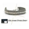 Kit Bracelet DeLoome Steel Grey