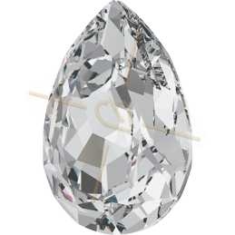 4320 18*13mm pear Swarovski Crystal 001