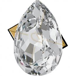 4320 18*13mm pear Swarovski Crystal 001