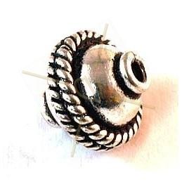 hangerbevestiging voor bol zilver .925