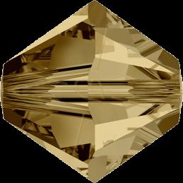 schuifslot 4-rijen gold