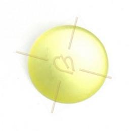 ronde strassbal 6mm indigo