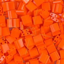 Tila bead Miyuki Opaque Orange TL-406