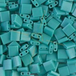 Tila bead Miyuki Opaque Turquoise TL-412