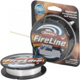 Fireline Berkley 0.12mm Crystal 110 meter