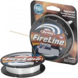 Fireline Berkley 0.12mm Crystal 110 meter