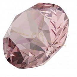 Light Rose Ignite Swarovski 1088 - SS39 8mm 223 ignit