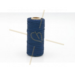 Macramé touw 0.5mm polyester Premium Quality Ocean