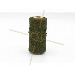 Macramé touw 0.5mm polyester Premium Quality Khaki