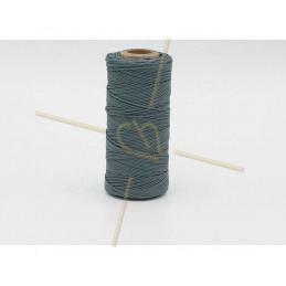Macramé cordon 0.5mm polyester Premium Quality Gris