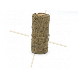 Macramé cord 0.5mm polyester Premium Quality Taupe