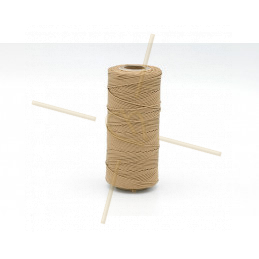 Macramé touw 0.5mm polyester Premium Quality Clay