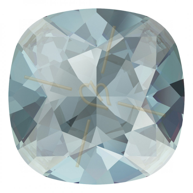 Cabochon Swarovski 4470 10mm  Aquamarine Ignite 202
