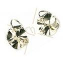 earrings for 6 strass 6mm