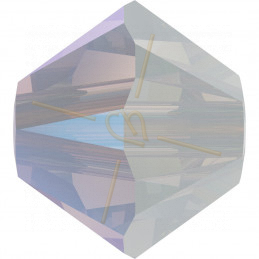 White Opal Shimmer Swarovski 4mm Tolletje 234shim