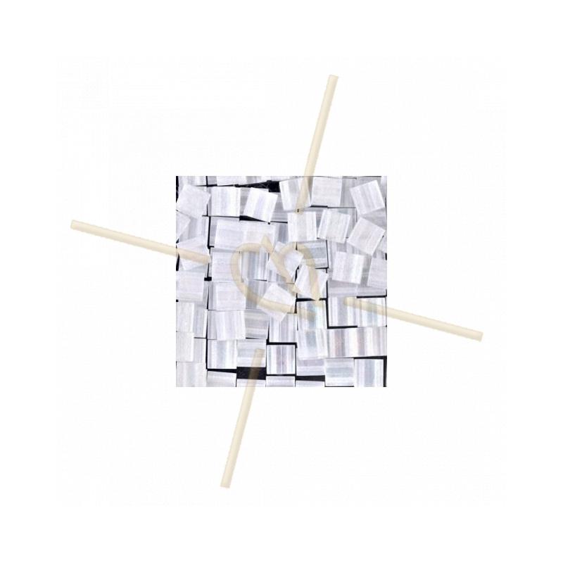 Tila bead Miyuki Cristal AB Matte TL-131FR