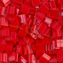 Tila bead Miyuki Red Opaque TL-408