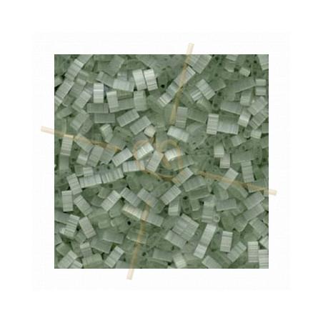 Half Tila Miyuki 5*2mm Silk Pale Light Green HTL-2560