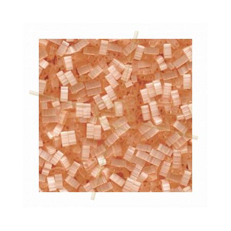 Half Tila Miyuki 5*2mm Silk Pale Light Coral HTL-2555