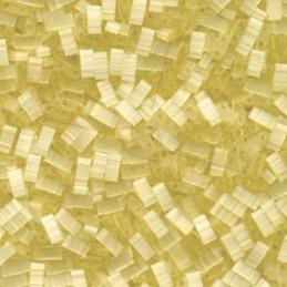 Half Tila Miyuki 5*2mm Silk Pale Yellow HTL-2554