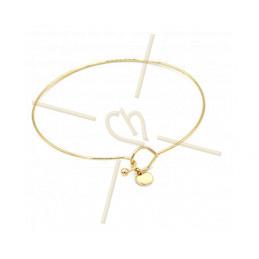 Bracelet Steel Charm's style
