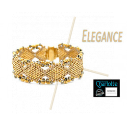 Kit Bracelet Elegance Gold Plated