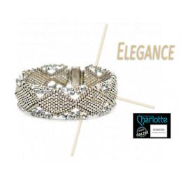 Kit Bracelet Elegance Silver Plated