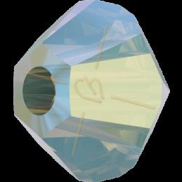 3mm Chrysolite Opal SHIMMER 2X Swarovski Tolletje 294SHIM2