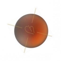 ronde strassbal 10mm peridot