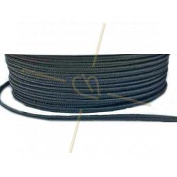 Soutache ribbon 3mm color Dark Grey 33