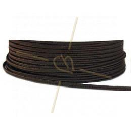 Soutache ribbon 3mm color Brown 56