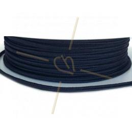 Soutache ribbon 3mm color Marine 27