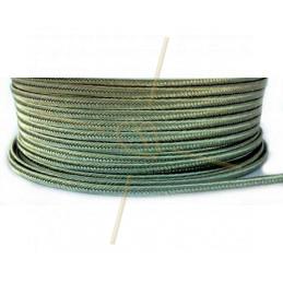 Soutache ribbon 3mm color Light Olive Green 10