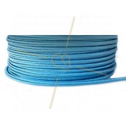 Soutache sierlint 3mm kleur Licht Blauw 2
