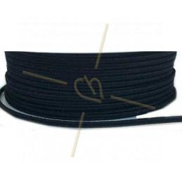 Soutache ribbon 3mm color Black 14