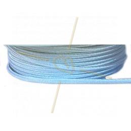 Soutache sierlint 3mm kleur Wit 1