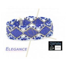 Kit Bracelet Elegance Spring Blue