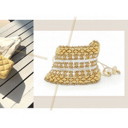 Kit Bracelet Mirthe Gold