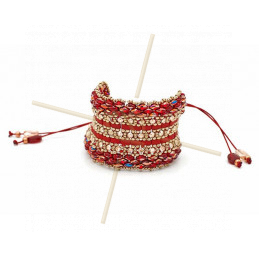Kit Bracelet Mirthe Red Gold